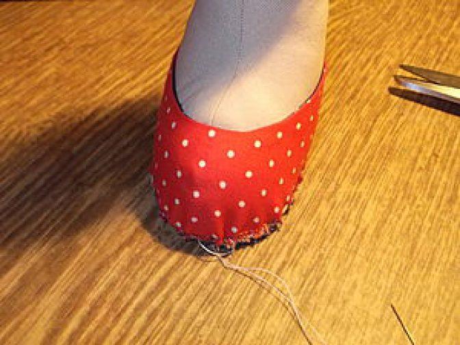 Как сделать губы кукле своими руками 27