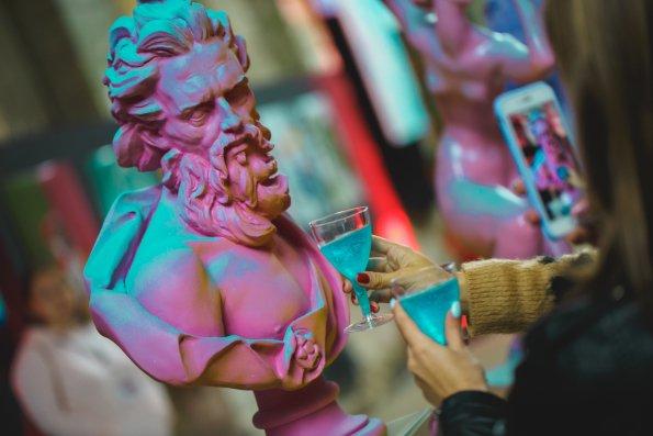Lviv Art and Wine Festival. Woman in Art