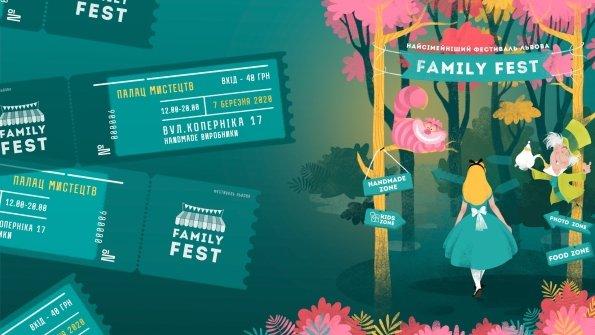 Family Fest in Wonderland