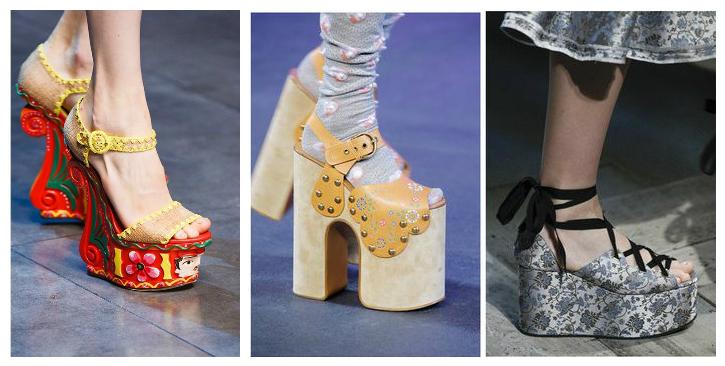 Яке жіноче взуття буде модним весною літом 2017  - Категорія тренди ... 8714b8ab92df1