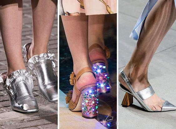 Блискуче жіноче взуття — звичний атрибут вечірки чи свята. Але цієї весни  та літа це сяйво набуває нового значення — стає самостійним аксесуаром для  ... 46bd60e53c565