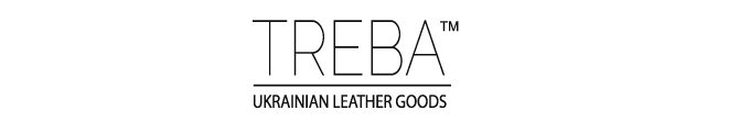 "Магазин ""TREBA"" ukrainian leather goods"